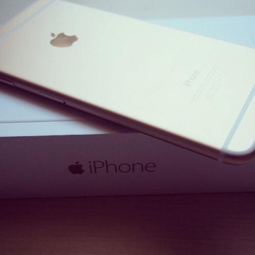 iPhone,iPhone6plus,iPhoneゴールド