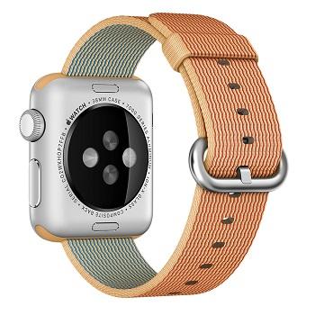 AppleWatch,AppleWatchバンド,AppleWatchウーブンナイロンバンド